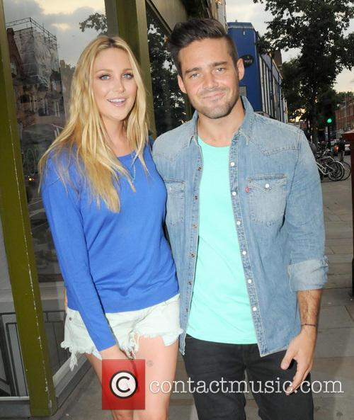 Stephanie Pratt and Spencer Mattews 2