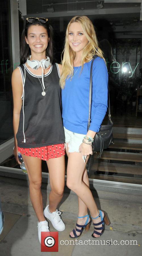 Stephanie Pratt and Grace Mcgoverrn 5