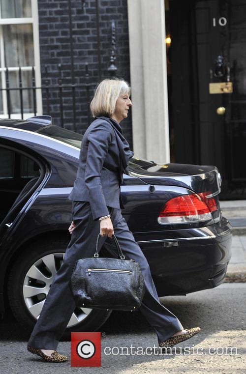 Home Secretary Theresa May 2