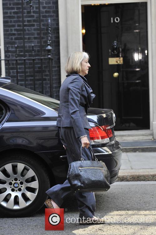 Home Secretary Theresa May 3