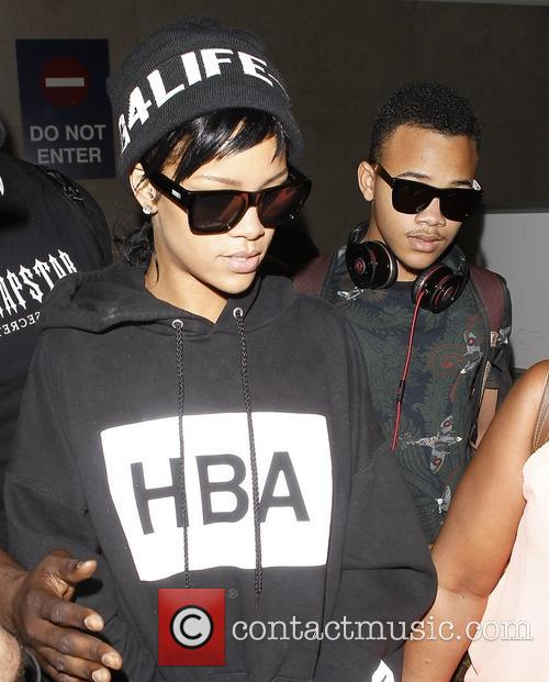 Rihanna and Rajad 8