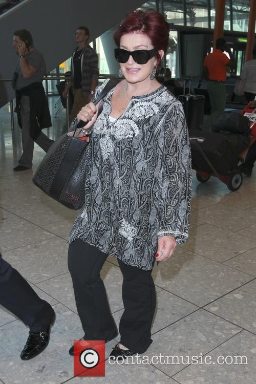 Sharon Osbourne, xfactor