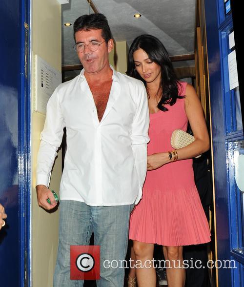 Simon Cowell and Lauren Silverman 6