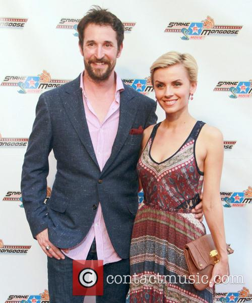 Noah Wyle and Sara Wells 4