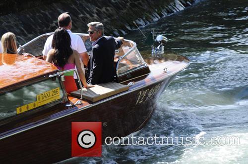 Venice Film Festival and Celebrity Sightings 5