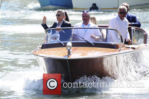 Venice Film Festival and Celebrity Sightings 1