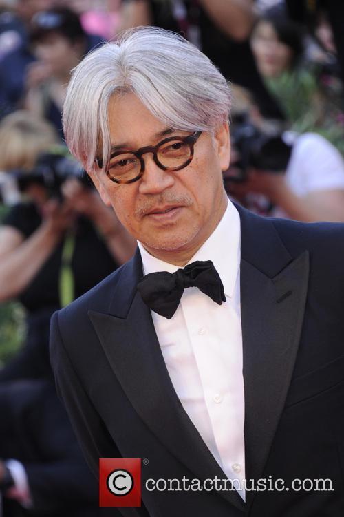 Ryuchi Sakamoto, Venice Film Festival
