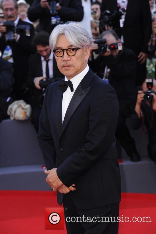 Ryuchi Sakamoto 1