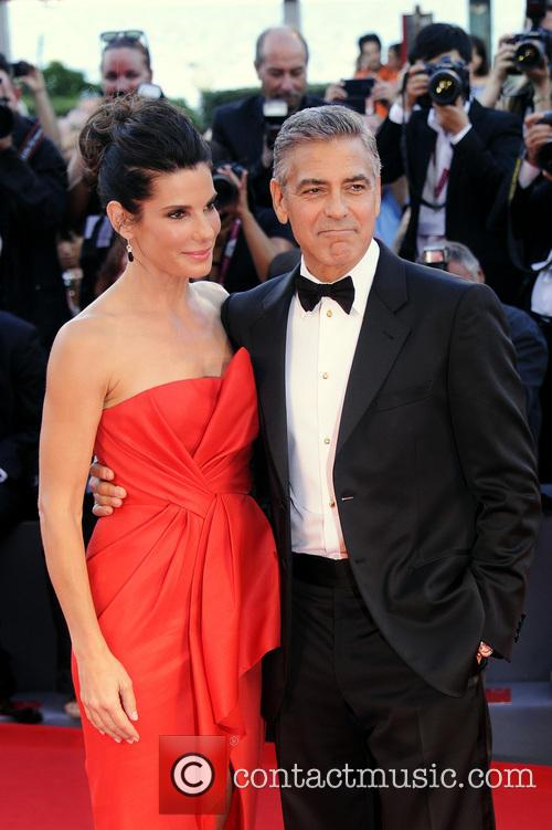 Sandra Bullock and George Clooney 10