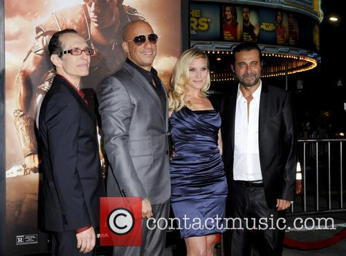 Riddick Movie Premiere