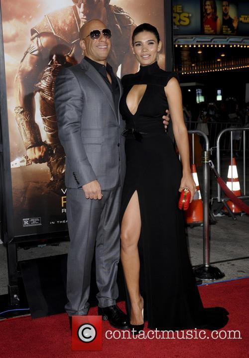 Vin Diesel and Paloma Jimenez 10