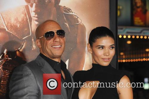 Vin Diesel and Paloma Jimenez 4