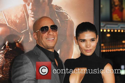 Vin Diesel and Paloma Jimenez 6