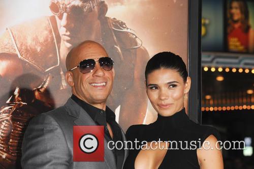 Vin Diesel and Paloma Jimenez 7