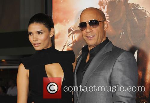 Vin Diesel and Paloma Jimenez 8