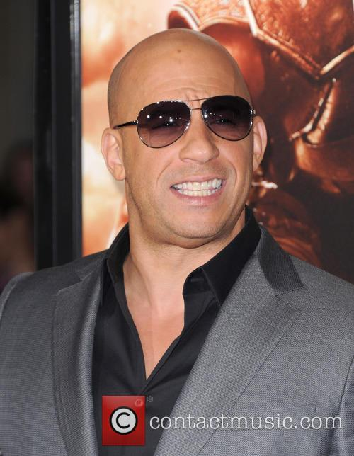 World Premiere and Riddick 4
