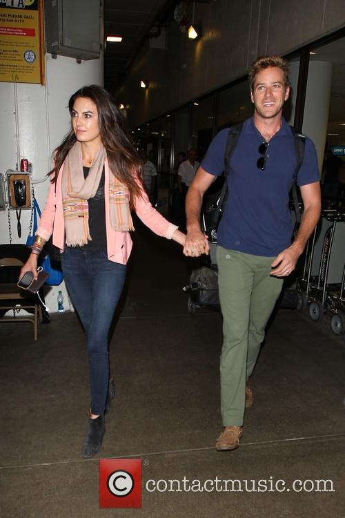 Armie Hammer and Elizabeth Chambers 11