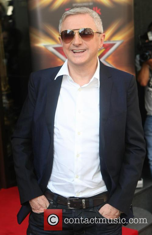 Louis Walsh, Mayfair Hotel, x factor