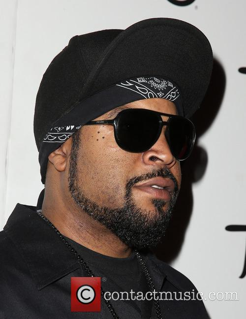 Ice Cube Hosts at TAO Nightclub