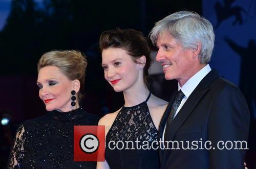 Mia Wasikowska, John Curran and Guest 10