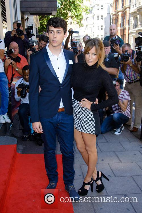 Matt Richardson and Caroline Flack 4