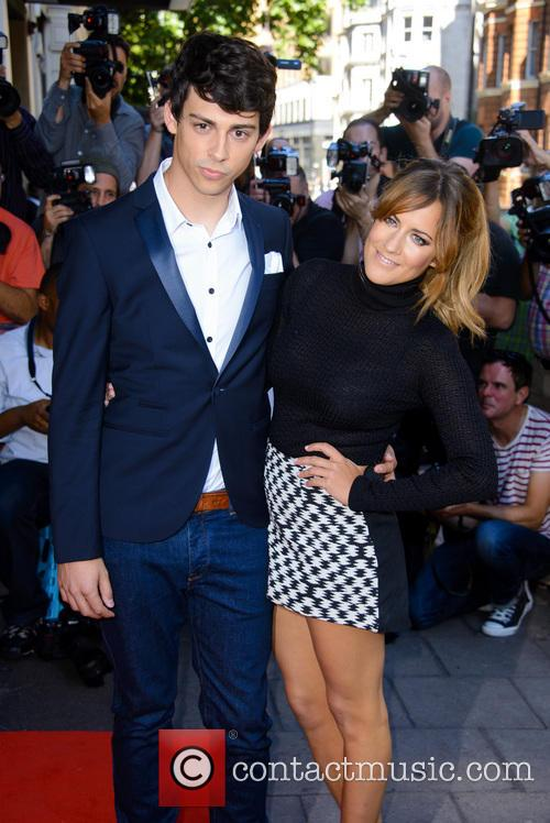 Matt Richardson and Caroline Flack 5