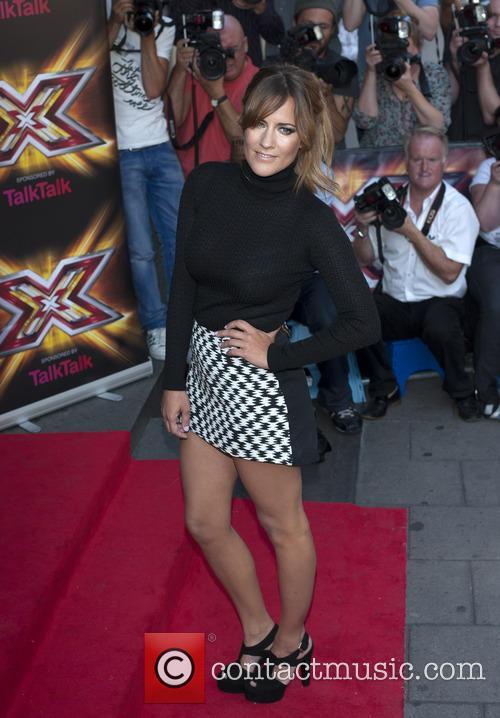 Caroline Flack, x factor