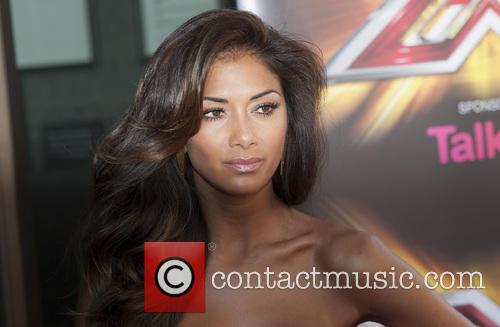 nicole scherzinger x factor press launch 3841298