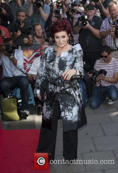 Sharon Osbourne, x factor
