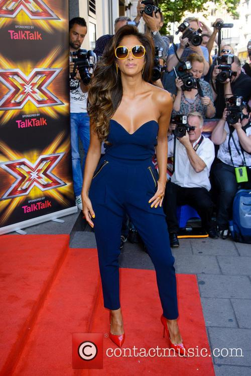 X Factor press launch
