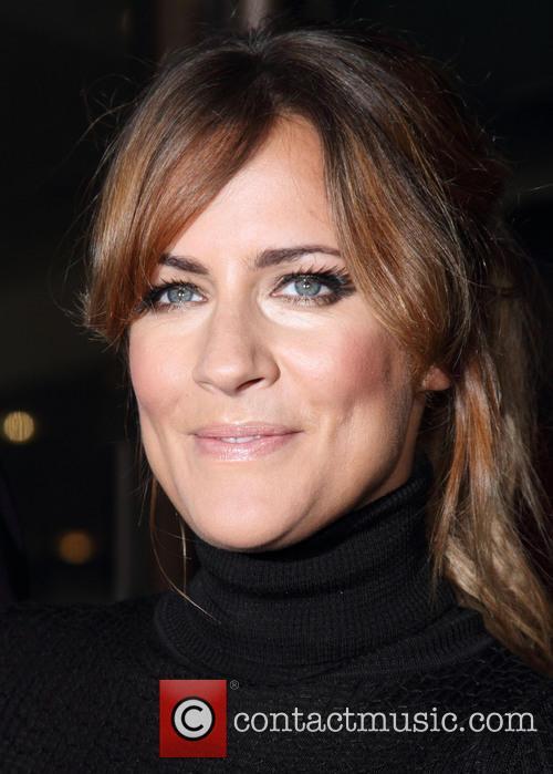 Caroline Flack, Mayfair Hotel London, The X Factor