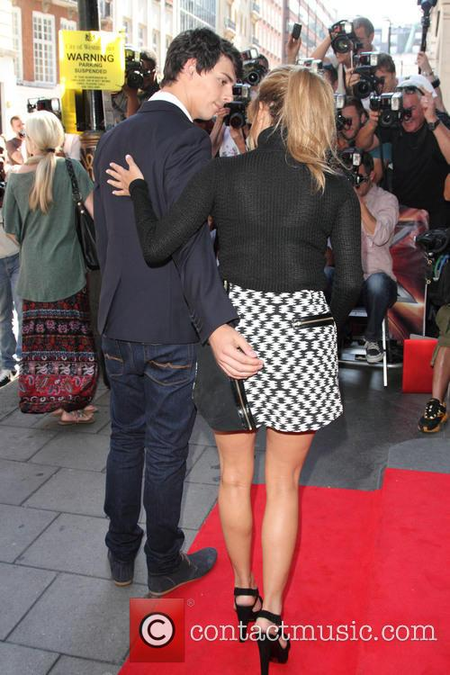 Matt Richardson and Caroline Flack 7