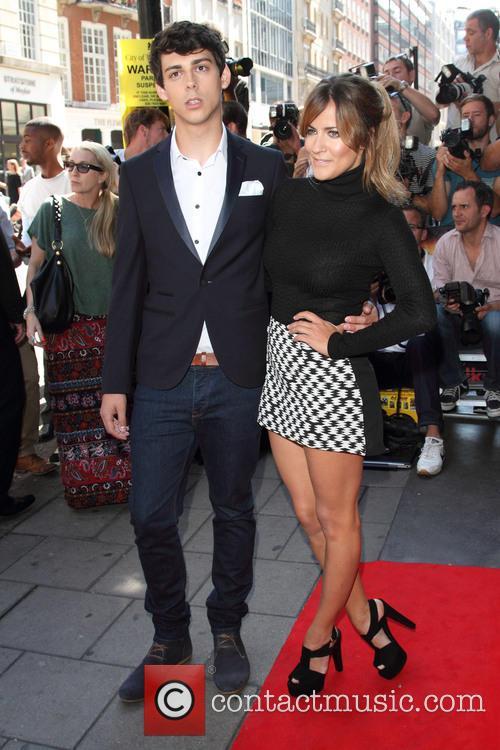 Caroline Flack and Matt Richardson 1