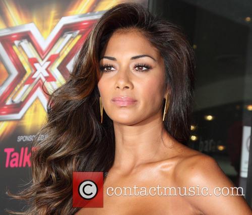 Nicole Scherzinger, Mayfair Hotel London, The X Factor