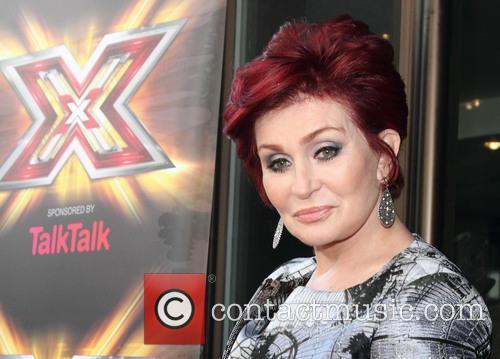 Sharon Osbourne, Mayfair Hotel London, The X Factor