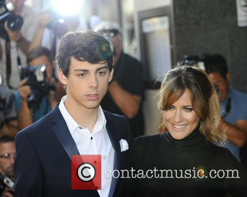Caroline Flack and Guest 10