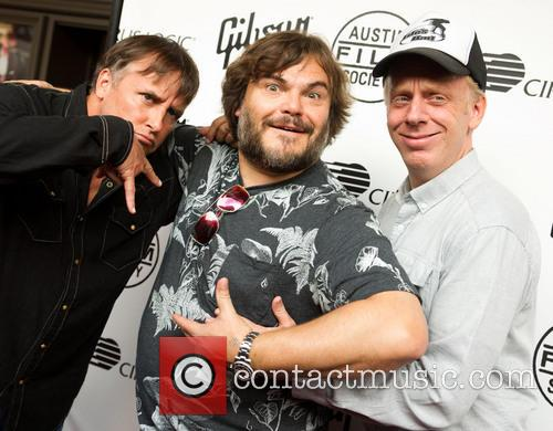 Richard Linklater, Jack Black and Mike White 3