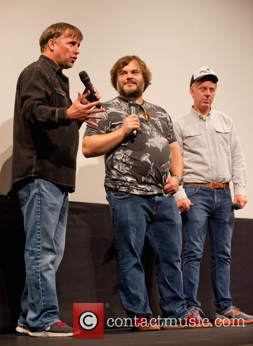 Richard Linklater, Jack Black and Mike White 1