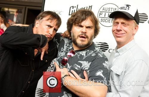 Richard Linklater, Jack Black and Mike White 4