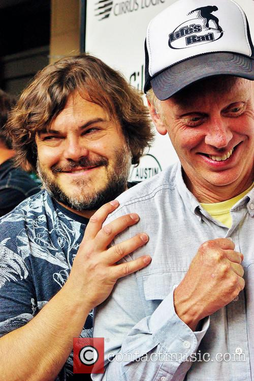 Jack Black and Mike White 11