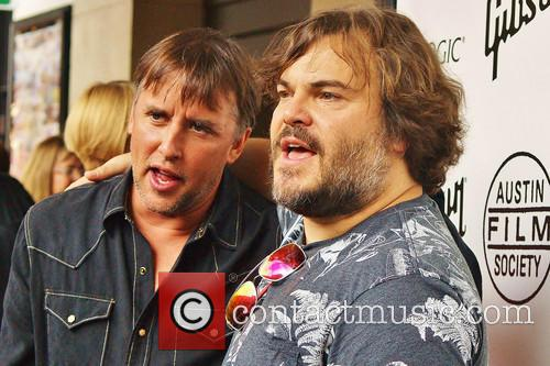 Richard Linklater and Jack Black 7