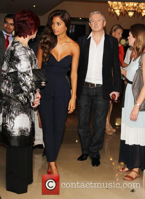 Sharon Osbourne, Nicole Scherzinger and Louis Walsh 3