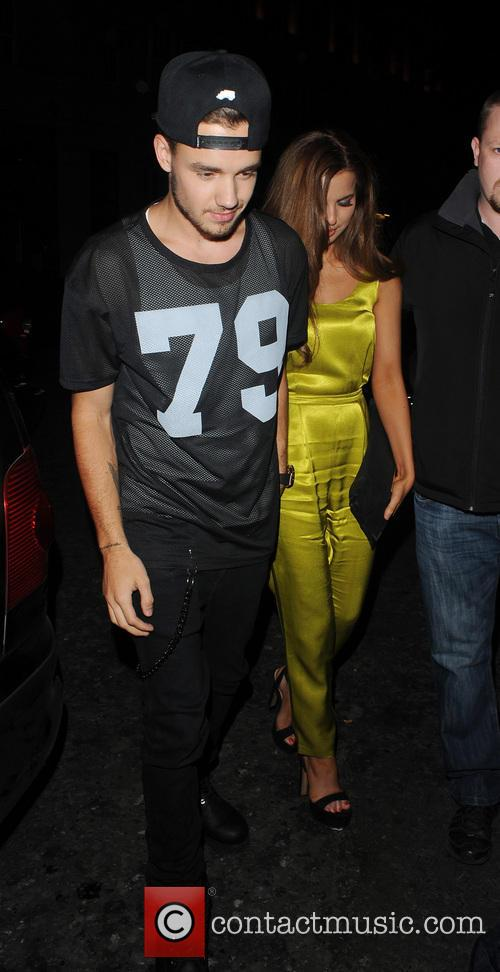 Liam Payne and Sophia Smith 3