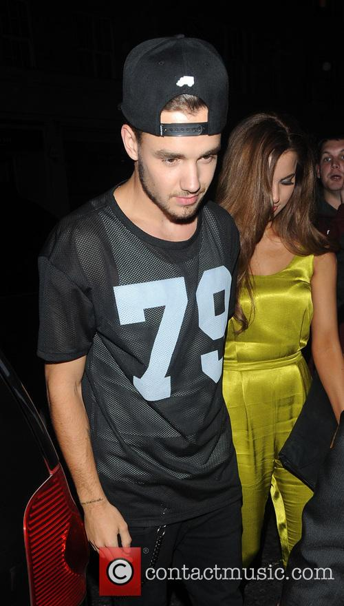 Liam Payne and Sophia Smith 4