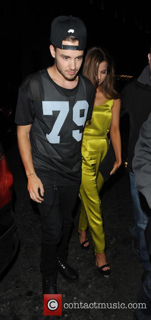 Liam Payne and Sophia Smith 5