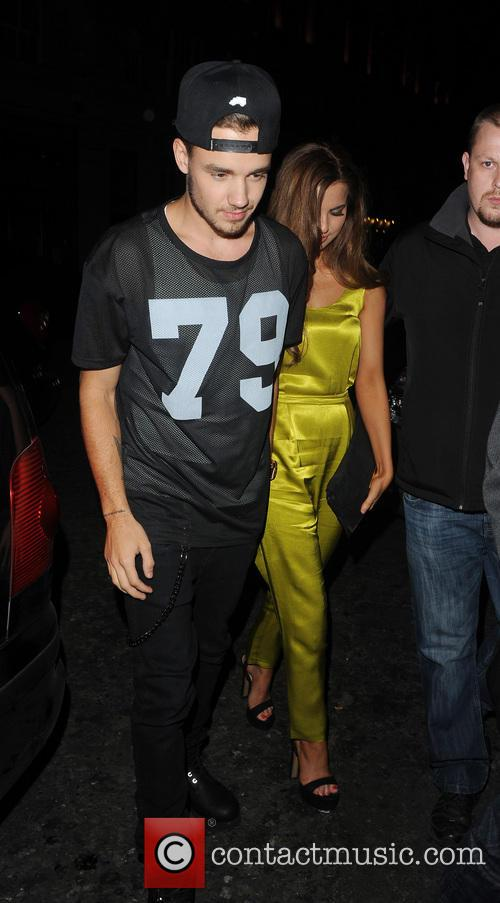 Liam Payne and Sophia Smith 1