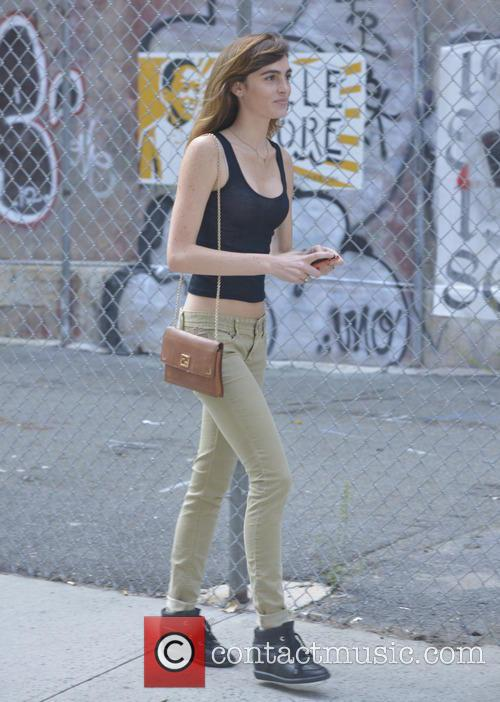 ali lohan ali lohan out and about 3843013