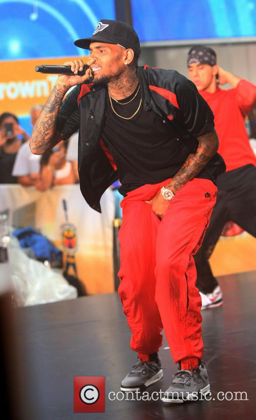 Chris Brown 22