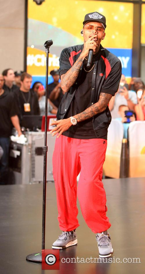 Chris Brown 23