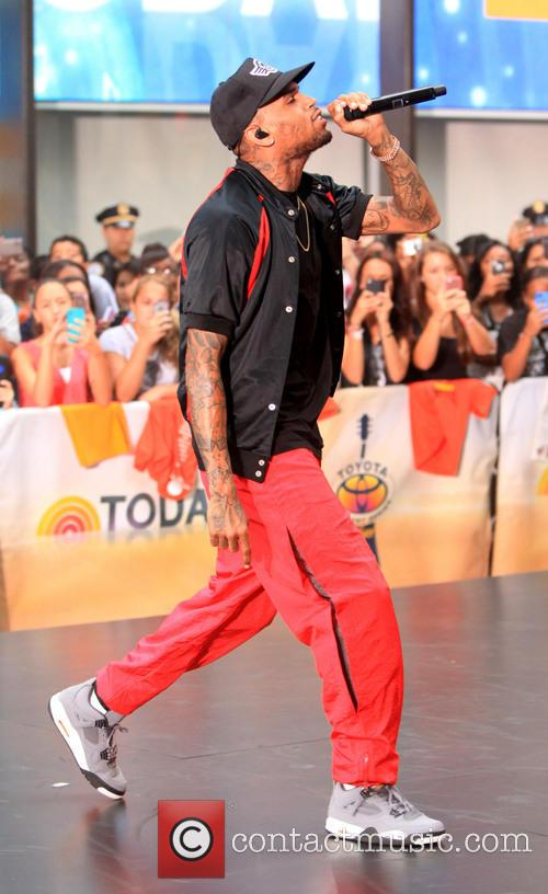 Chris Brown 29